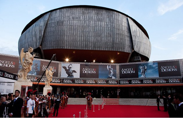 Angels and Demons Rome Premiere 2009
