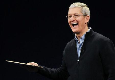 Apple's Tim Cook to donate his wealth: Fortune