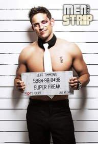 Introducing 'Men of the Strip'... Taking Sexy to a Whole New Level