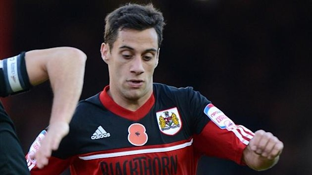 Bristol City's Sam Baldock (PA Photos)