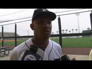 (Loud) Sounds of Spring: Octavio Dotel takes over big voice role for Tigers