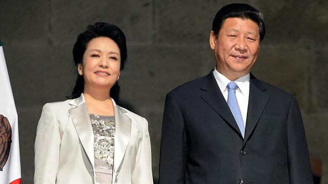 China's First Lady Peng Liyuan Brings Rare Glamour to U.S. Summit With Obama