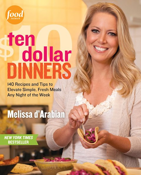 Ten Dollar Dinners Cookbook Cover
