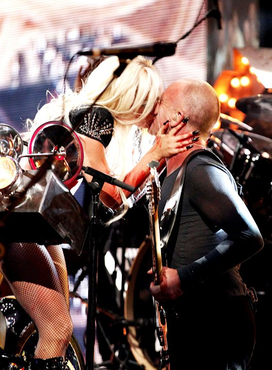 Lady Gaga Sting i Heart Radio