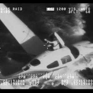 Coast Guard Video Of Maui-Bound Plane Ditching In Ocean