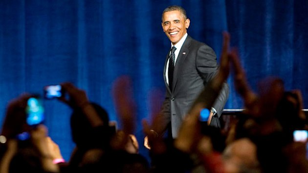 Obama to Huddle With Organizing for Action Group (ABC News)