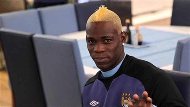 Mario Balotelli Manchester City Website