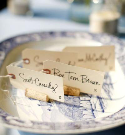 Whip Up Easy Place Cards