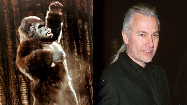 Monsters King Kong Rick Baker
