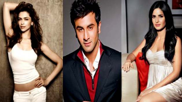 Why Ranbir is attracted to Kat and Dipi