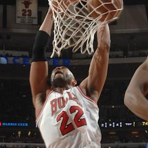 Dunk of the Night - Taj Gibson