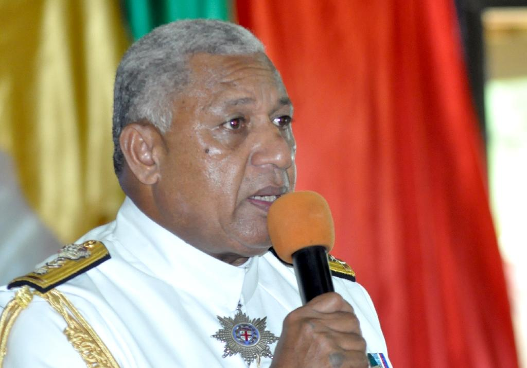 Fiji PM vows to jail overseas dissidents planning 'sedition'