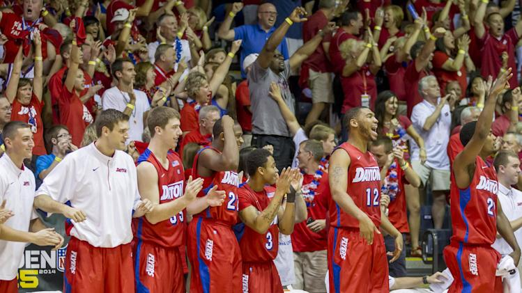 Dayton upsets No. 11 Gonzaga 84-79 in Maui