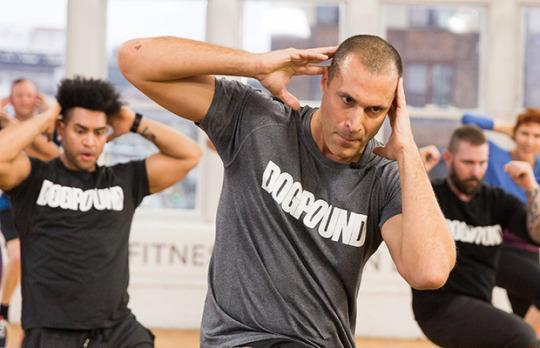 3 Holy-Crap Moves from Nigel Barker and the DogPound Crew