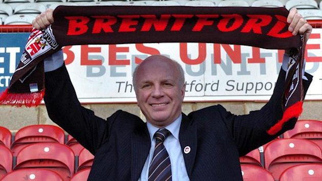 Greg Dyke has confirmed his role with Brentford will end after this season