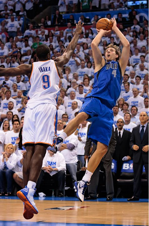 Dallas Mavericks v Oklahoma City Thunder- Game One