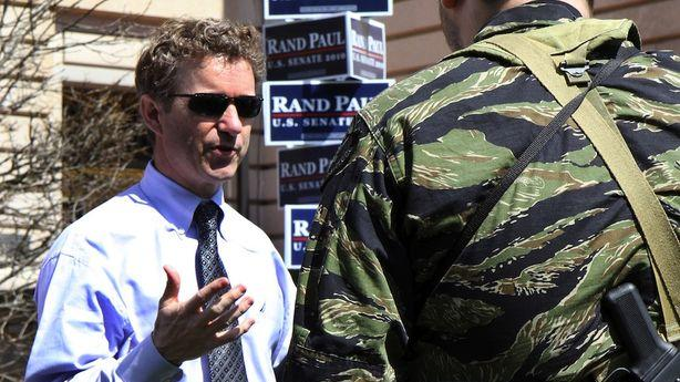 Rand Paul Believes in Amazingly Broad Police Powers for a Libertarian