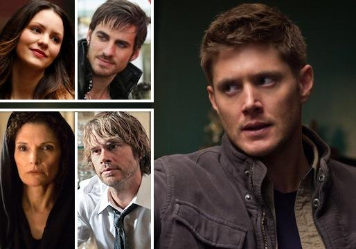 Matt's Inside Line: Scoop on Supernatural, Once, Smash, Grimm, Grey's, NCIS: LA and More