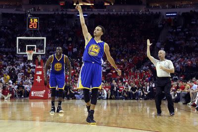 Rockets vs. Warriors 2015 final score: 3 things we learned from Golden State's dominant win