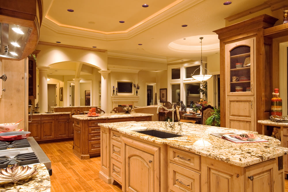 Stunning Creative looks in classic kitchen cabinets 1000 x 665 · 153 kB · jpeg
