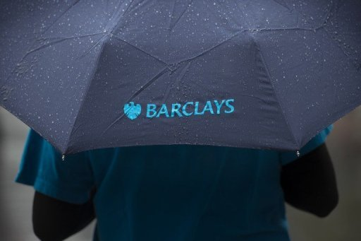 <p>A Barclays employee directs shareholders into the venue hosting the Barclays AGM in London in April. Barclays shares plunged more than 10% on Thursday after the company was hit by fines totalling £290 mn for manipulating inter-bank interest rates.</p>