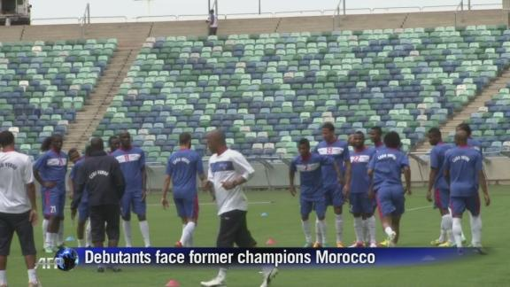 Cape Verde eye last-eight place at Africa Cup