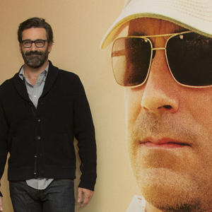 Hamm Talks Emmy Chances