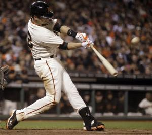 Posey homers in Giants' 7-1 win over Padres