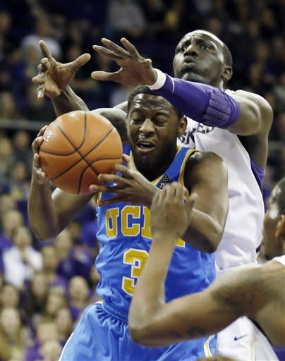 No. 23 UCLA knocks off Washington 61-54