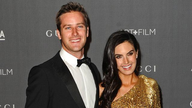 Armie Hammer Opens Up on Sex Life, '50 Shades'