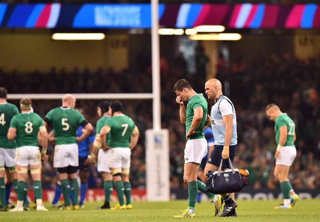 Battered Ireland wary of Argentina challenge in Rugby World Cup