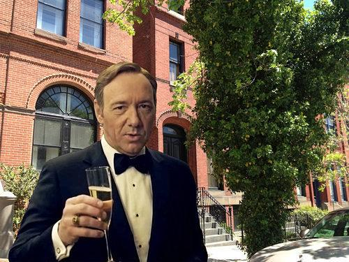 House of Cards Hijinks: Rent Frank Underwood's Townhome For $7,500/Month