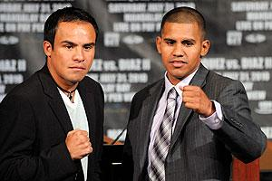 Diaz at crossroads as he prepares for Marquez
