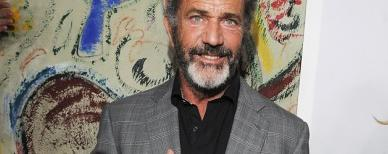 Mel Gibson on the red carpet in February (Amy Graves/WireImage)
