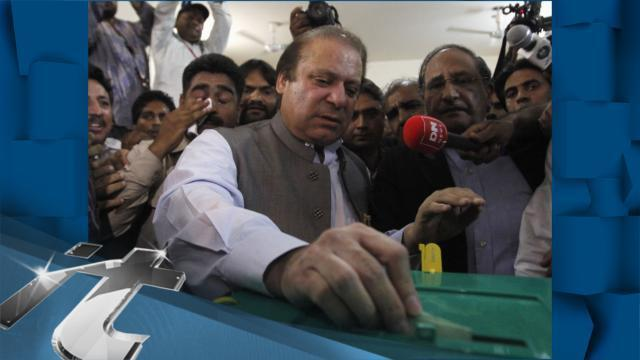 Despite Violence, Pakistan Vote Shows Democracy at Work
