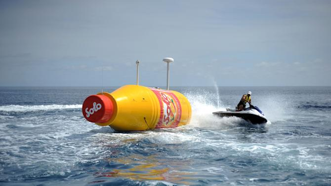 Solo Launches The Worlds Largest Message In A Bottle