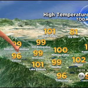 Louisa Hodge's Weather Forecast (Aug. 29)