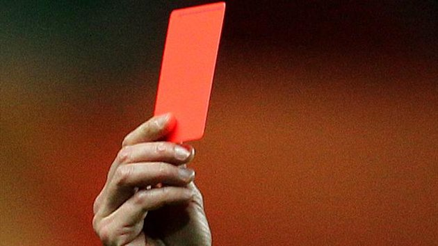 Red card generic