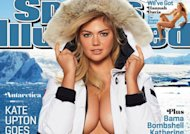 Kate Upton topless fait monter la température en Une de Sports Illustrated