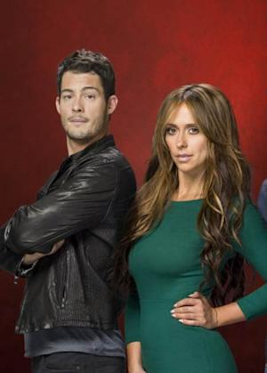 Brian Hallisay and Jennifer Love Hewitt from 'The Client List' -- Lifetime