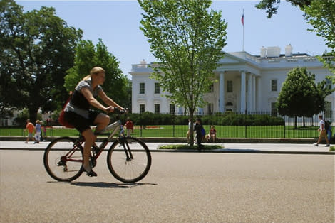 Celebrating National Bike Month In and Around Washington, D.C.