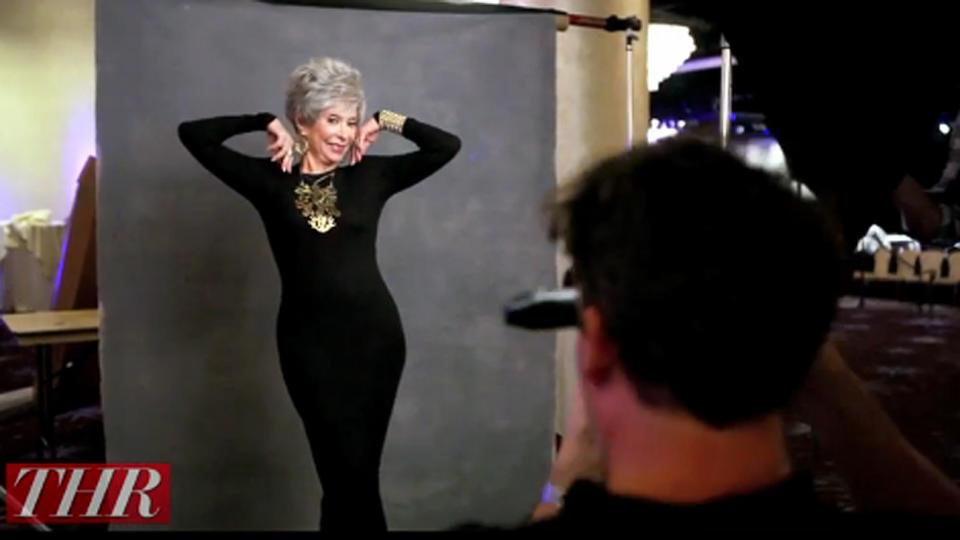 Rita Moreno on Winning an Oscar and Golden Globe for Her Role in 'West Side Story'