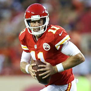 Reaction to Kansas City Chiefs quarterback Alex Smith's new contract