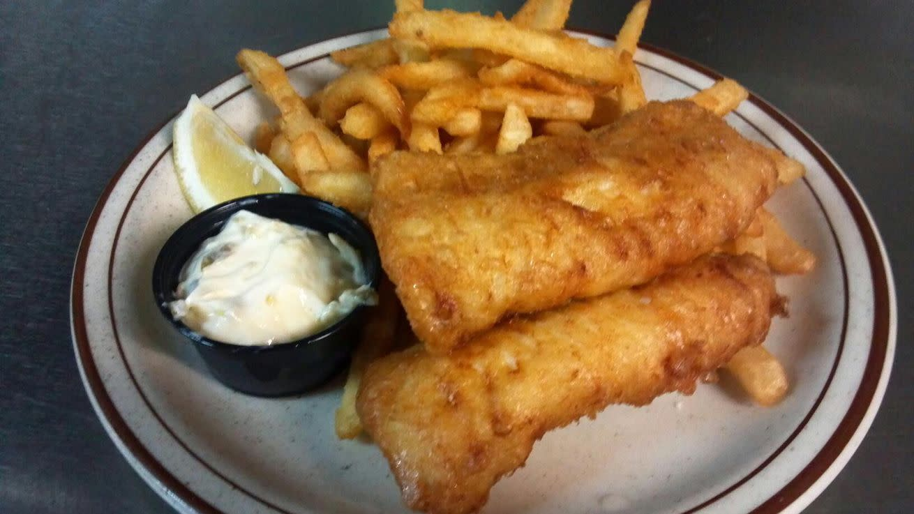 Wisconsin Man's Fish Fry Defense Doesn't Hold Water