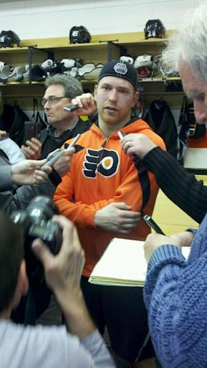 Philadelphia Flyers' Giroux and Briere Make Smart German Move: Fan's Take