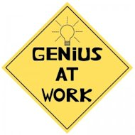 Stressed Out? Try Working Smarter.  image dreamstime s 7515097 genius at work 300x300