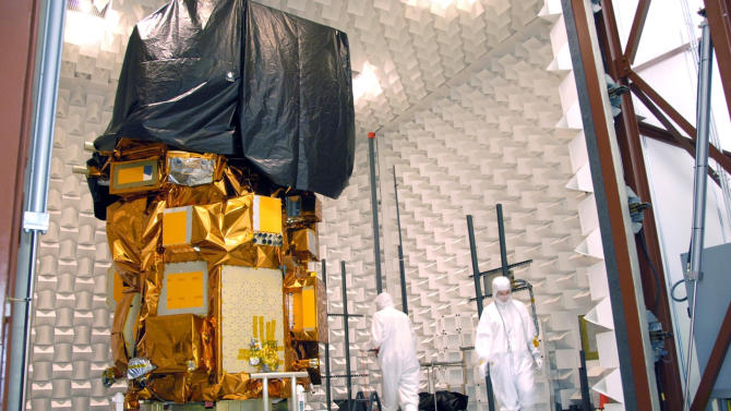 New NASA photo satellite to join 40-year mission