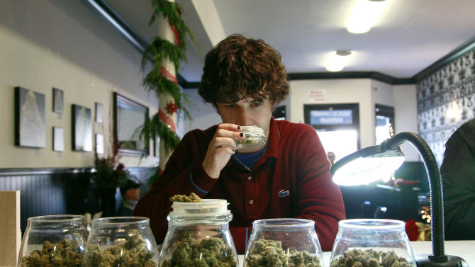 Court: Calif. cities can ban medical pot shops