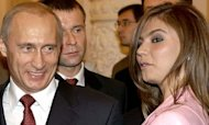 Putin Spokesman Denies Kabayeva Wedding Claim