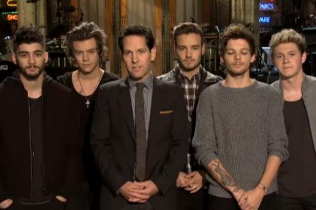 'SNL' Spoofs 'Sound of Music' With Kristen Wiig and Fred Armisen, 'Anchorman' Cast and One Direction Team Up